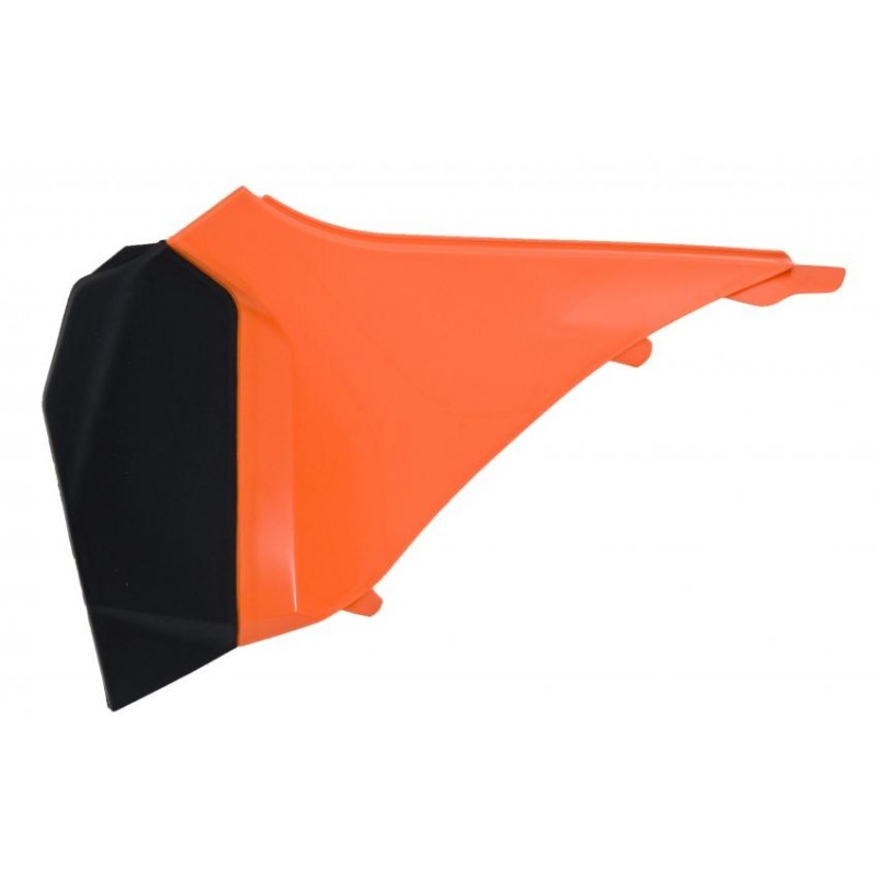 CACHES BOIT. AIR GASX SXF 11-12 EXC 12 ORANGE/NOIR