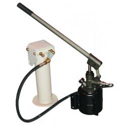 Kit béquille/pompe/flexible 1.5m + levier