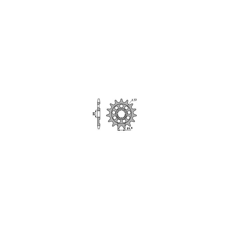 PIGNON 13 DENTSKX450F '06