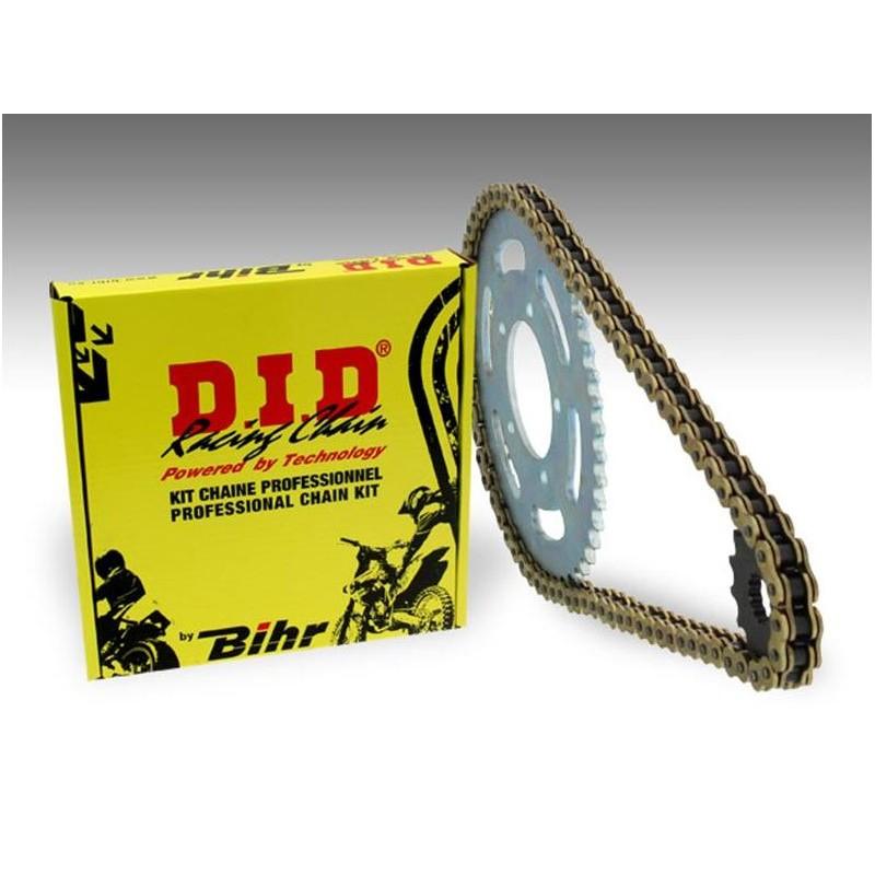 KIT CHAINE D.I.D 520 DZ2KAWASAKI KX250 99-01 14/49 (520 type DZ2)