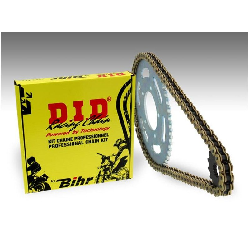 KIT CHAINE D.I.D 520 DZ2KTM SX250 91-03 13/50 (520 type DZ2)