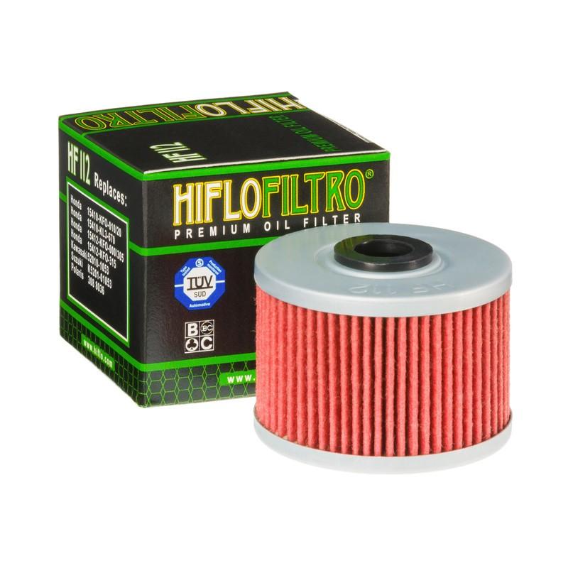 FILTRE A HUILE HF112XL250R/350R/600R XR250R/500R/600R NX650