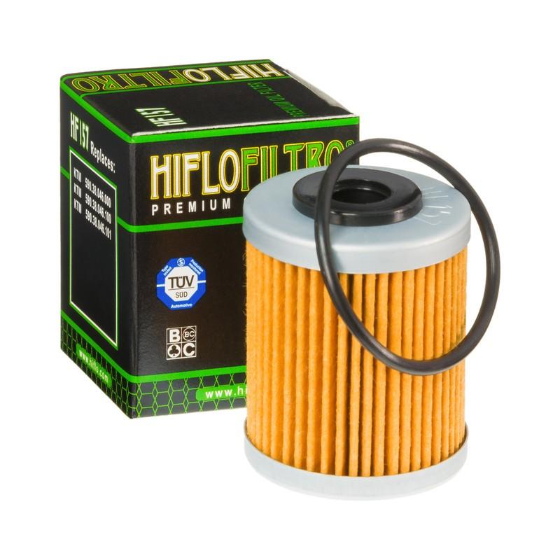 FILTRE A HUILE HF157KTM EXC/SX250-540 '00-07 Ø41 5 X 52MM