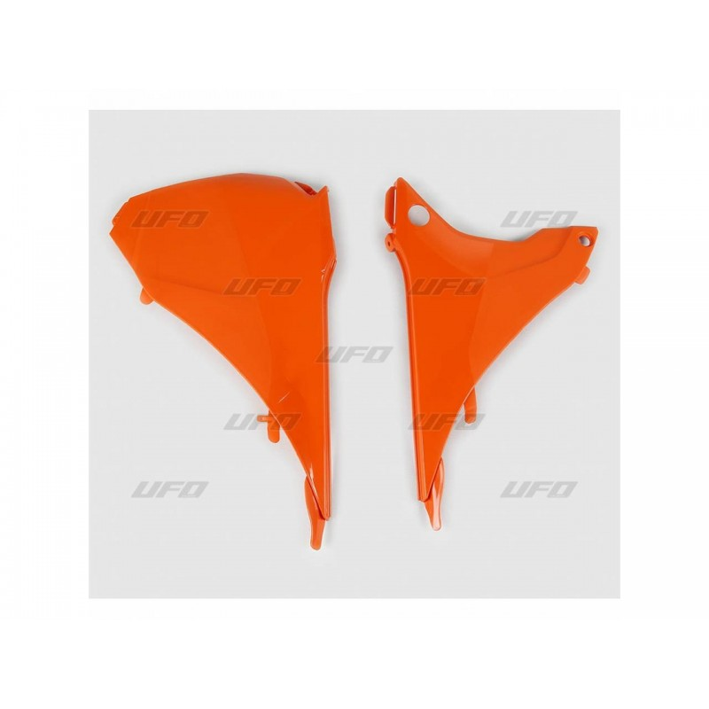 CACHE BOITE AIR UFOEXC/EXC-F 14-16 ORANGE