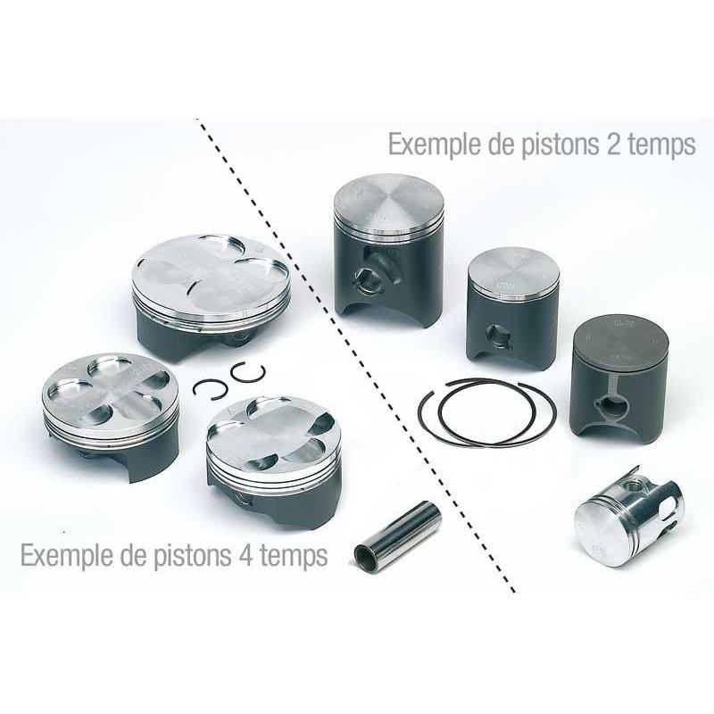 PISTON QR50 / PW50 42MMCD1654 CW10 S630 400407 (604054 PW50)