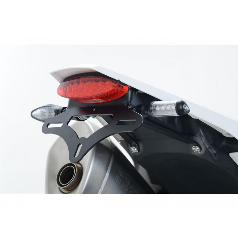 SUPPORT PLAQUE R&GHVA 701 SUPERMOTO BLACK