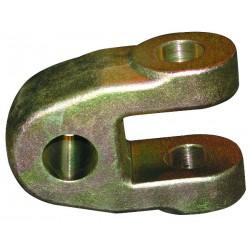 Chape diamètre 32.3 mm longueur 63mm e306399 catégorie 3 WALTERSCHEID