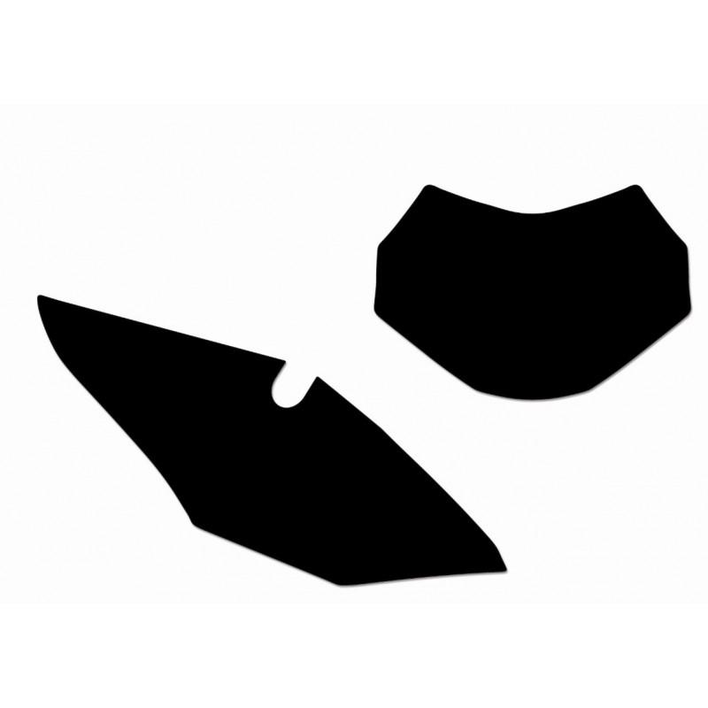 FOND DE PLAQUES BLACKBIRDCRF450RX 17 NOIR