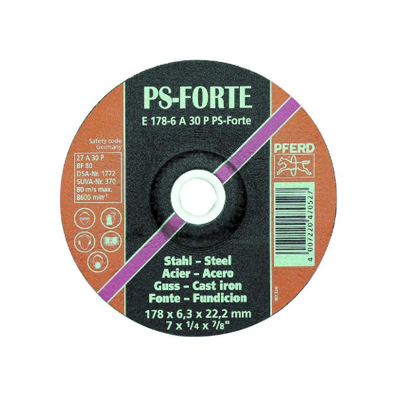 DISQUE 115X2,4X22,2 MD SP FORTE ACIER PFERD