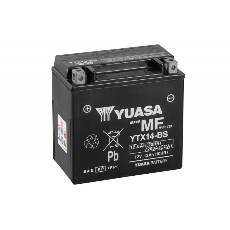 BATT. YUASA YTX14-BS