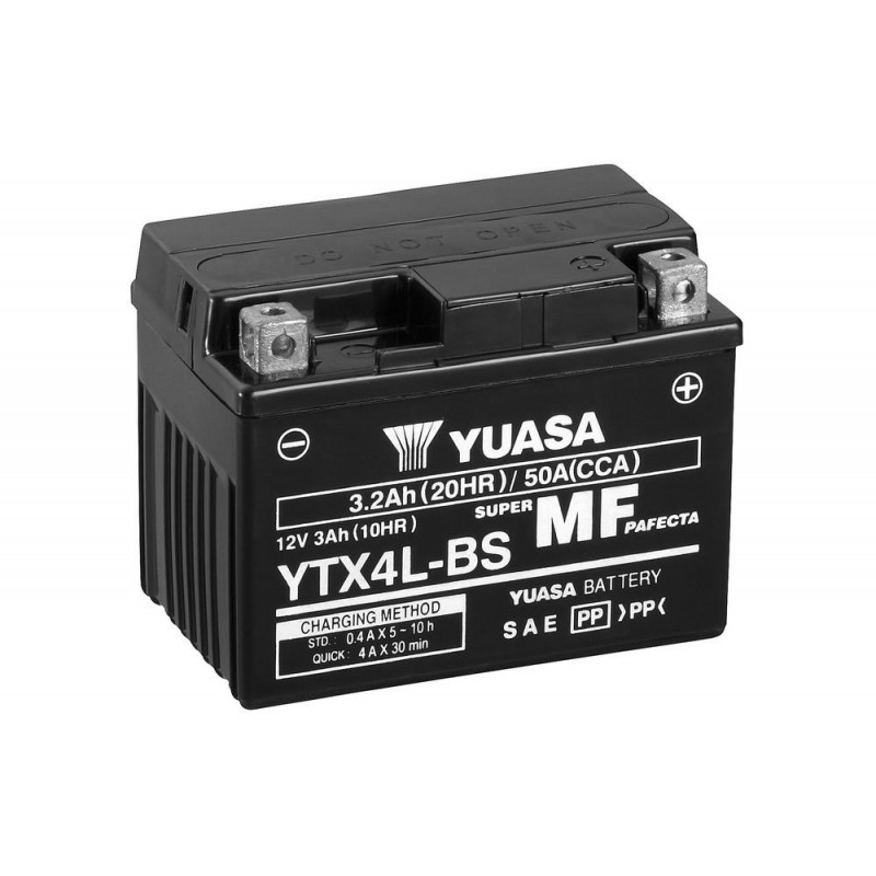 BATT. YUASA YTX4L-BS
