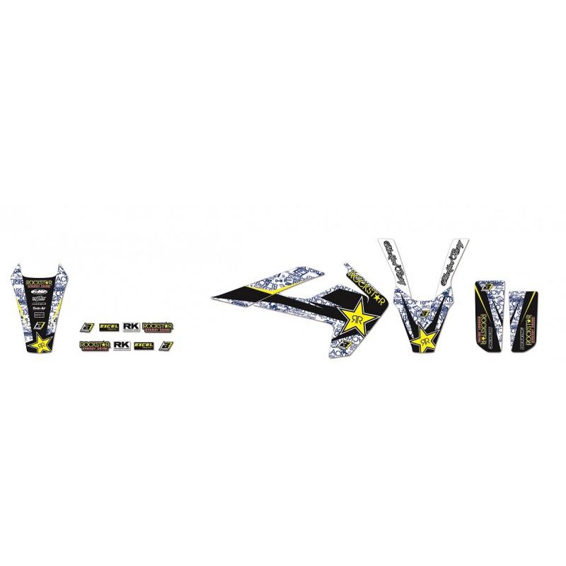 KIT DECO BLACKBIRDTC/FC 16-17 TE/FE 17 ROCKSTAR ENERGY