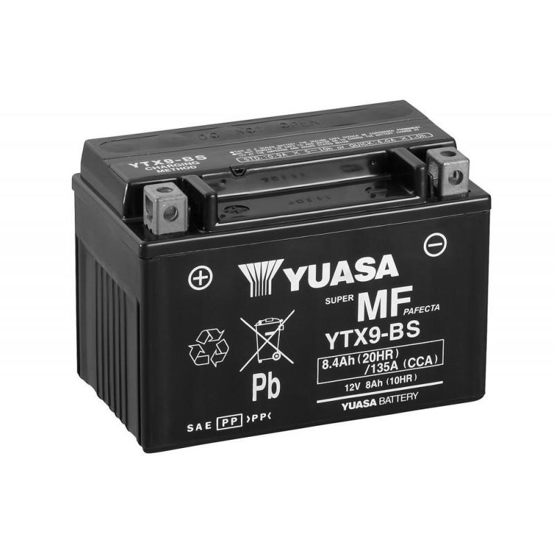 BATT. YUASA YTX9-BS