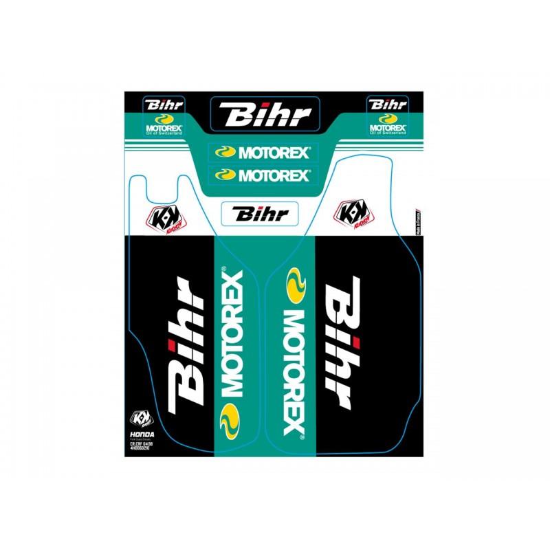 DECO DE FOUR.BIHR-MOTOREXHONDA CRF 250 - 450 09-15
