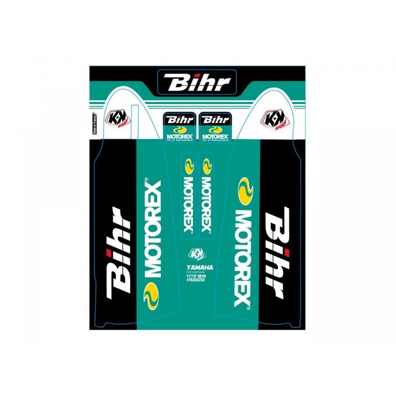DECO DE FOUR.BIHR-MOTOREXYZF250-450 08-09 YZ125-250 08-15