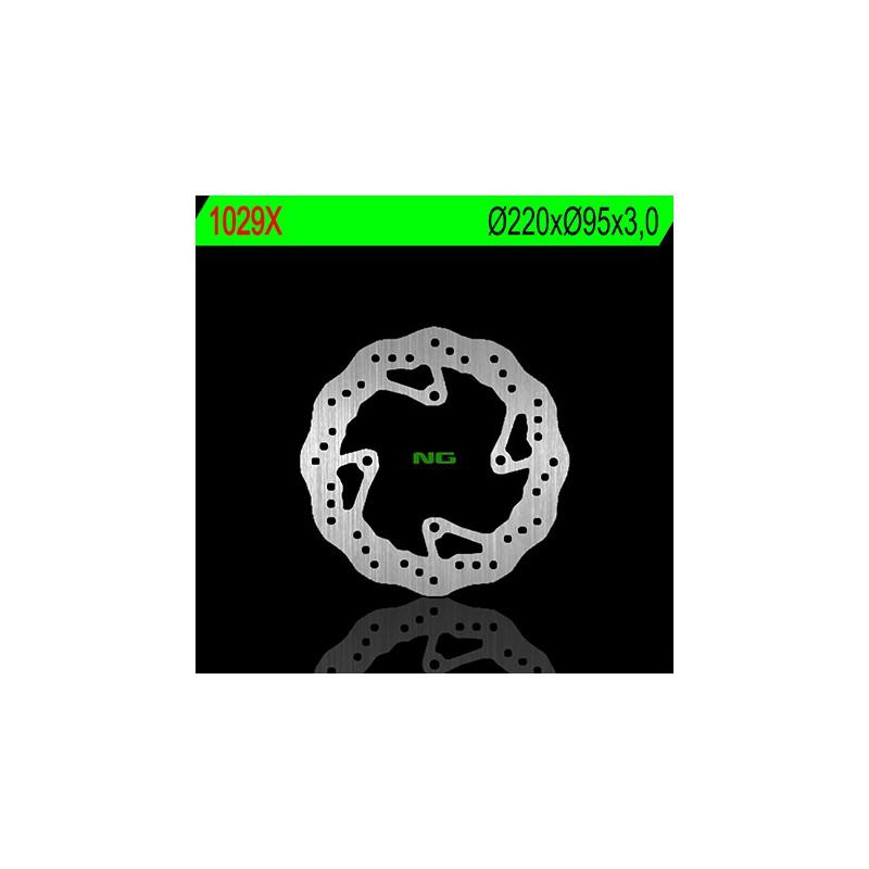 DISQUE PETALE AVT FIXESX85 04-12 SX85'13 PETITIE ROUES