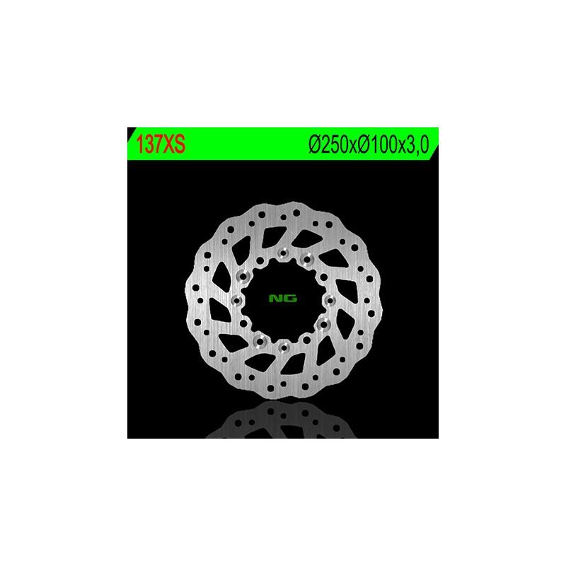DISQUE PETALE AVT FIXEKX125 250 500