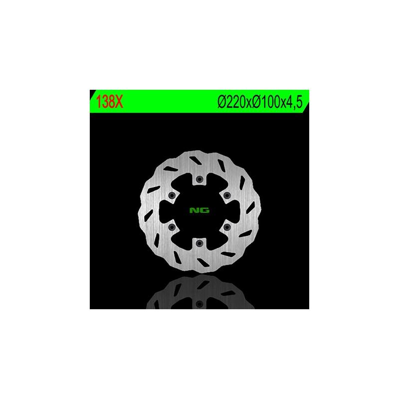 DISQUE PETALE ARR FIXEKX125 250 500