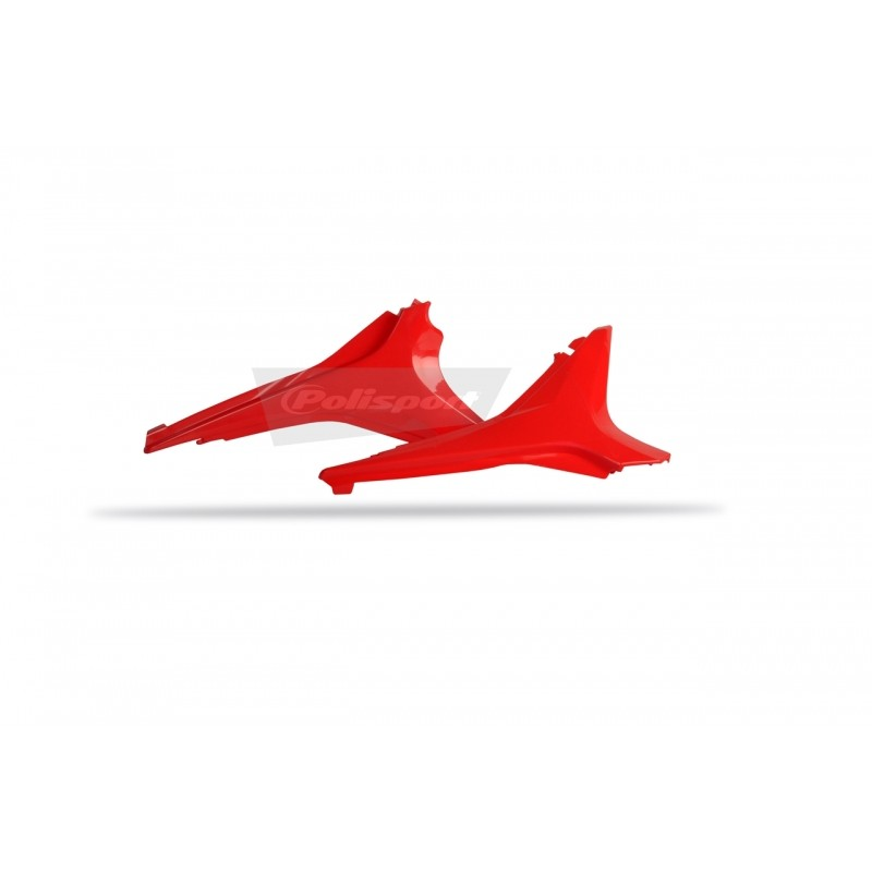 CACHE BOITE AIR POLISPORTCRF250R 14-15 CRF450R 13-15/ROUGE