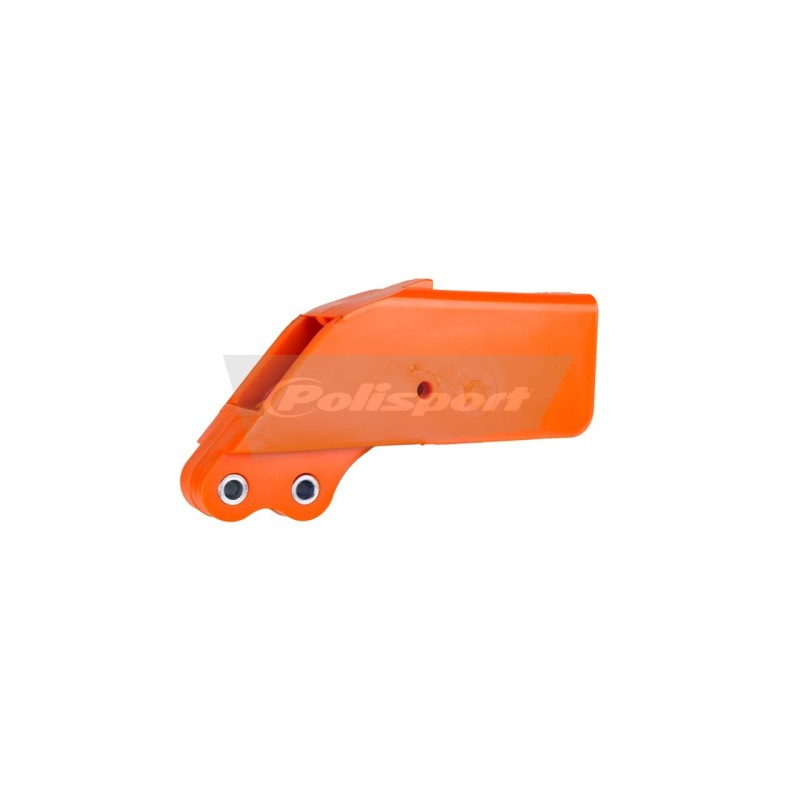 GUIDE CHAINE POLISPORTSX125/200/250 98-06 SX85 06-14/ORANGE
