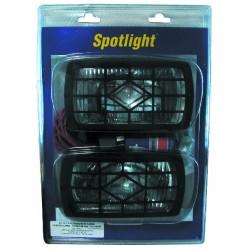 Kit 2 phares longue portée complet