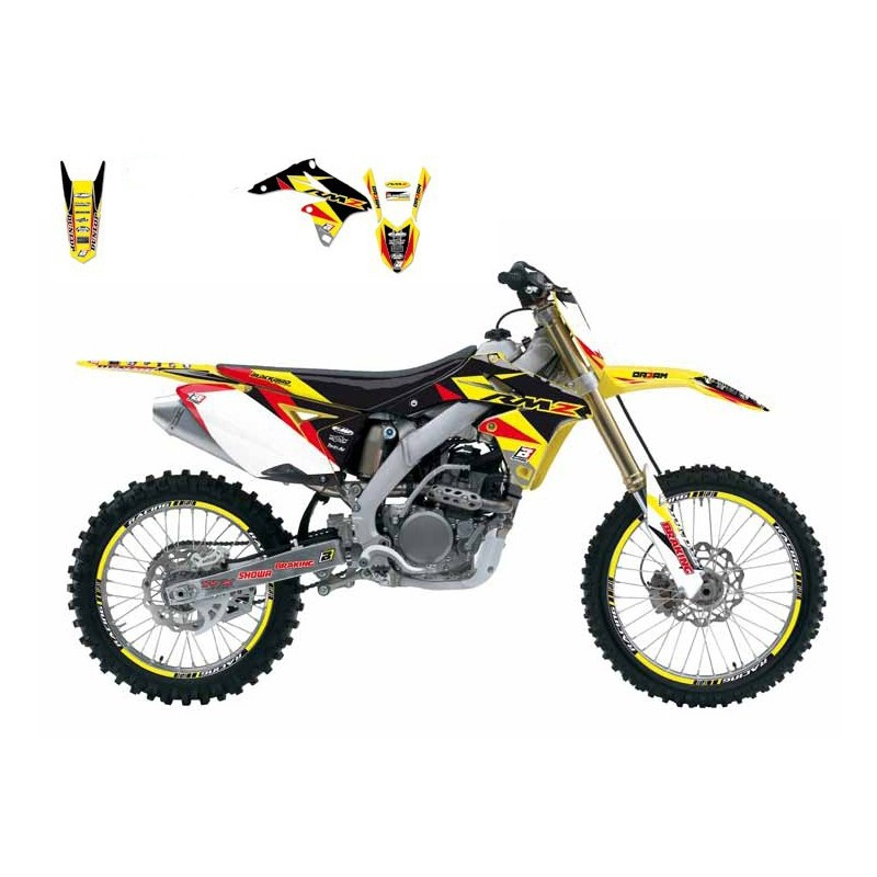 KIT DECO RM-Z250 04-06DREAM GRAPHIC III