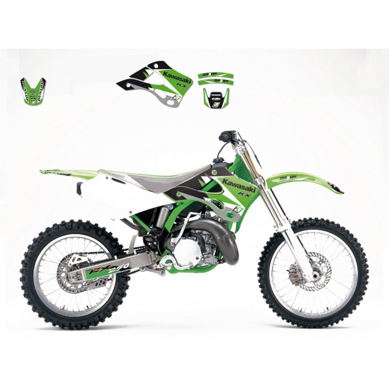 KIT DECO KX125 99-02 KX250 99-02 DREAM GRAPHIC III