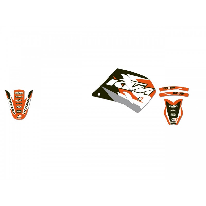 KIT DECO KTM 250-36093-97 DREAM GRAPHIC III
