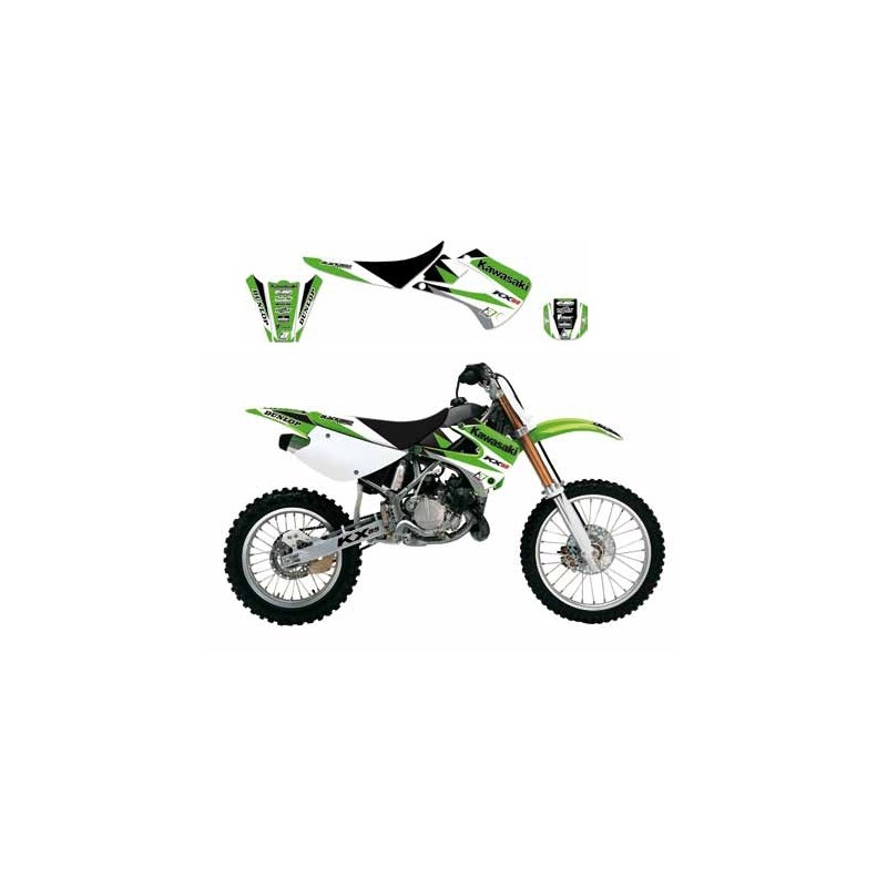 KIT DECO+HOUSSE KX6500-13/DREAM GRAPHIC III
