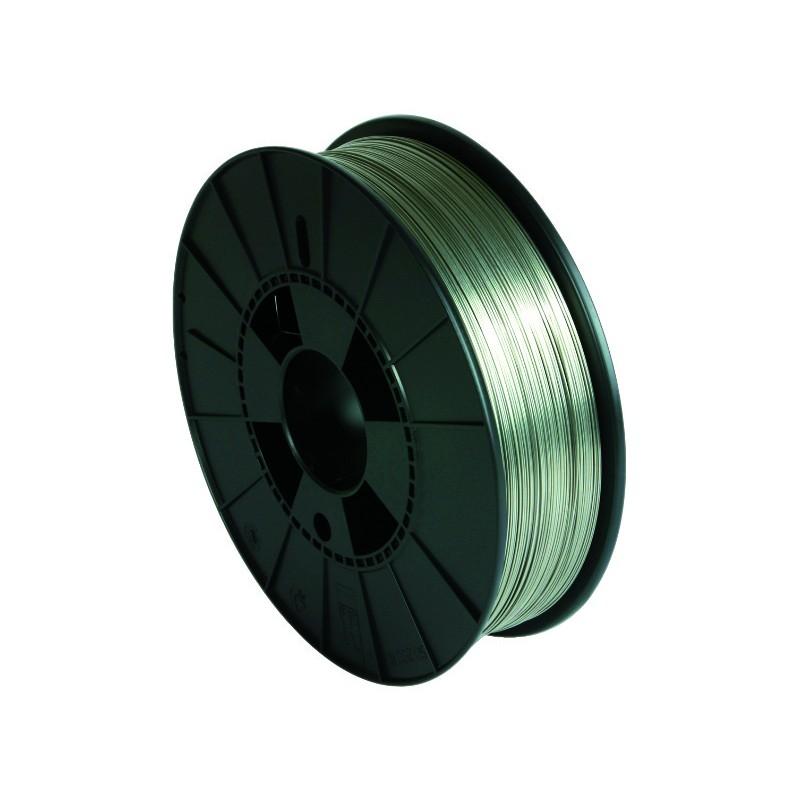 BOBINE INOX D.0,8 DIAM 200-5KG