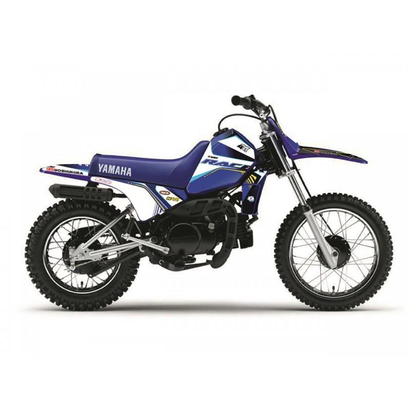 KIT DECO RACER KUTVEKPW80 96-14 BLEU