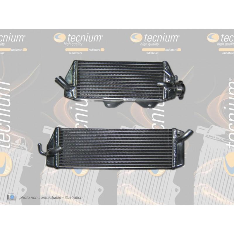 RADIATEUR GAUCHE TECNIUMKX450F 12-15 SOUDE/STANDARD