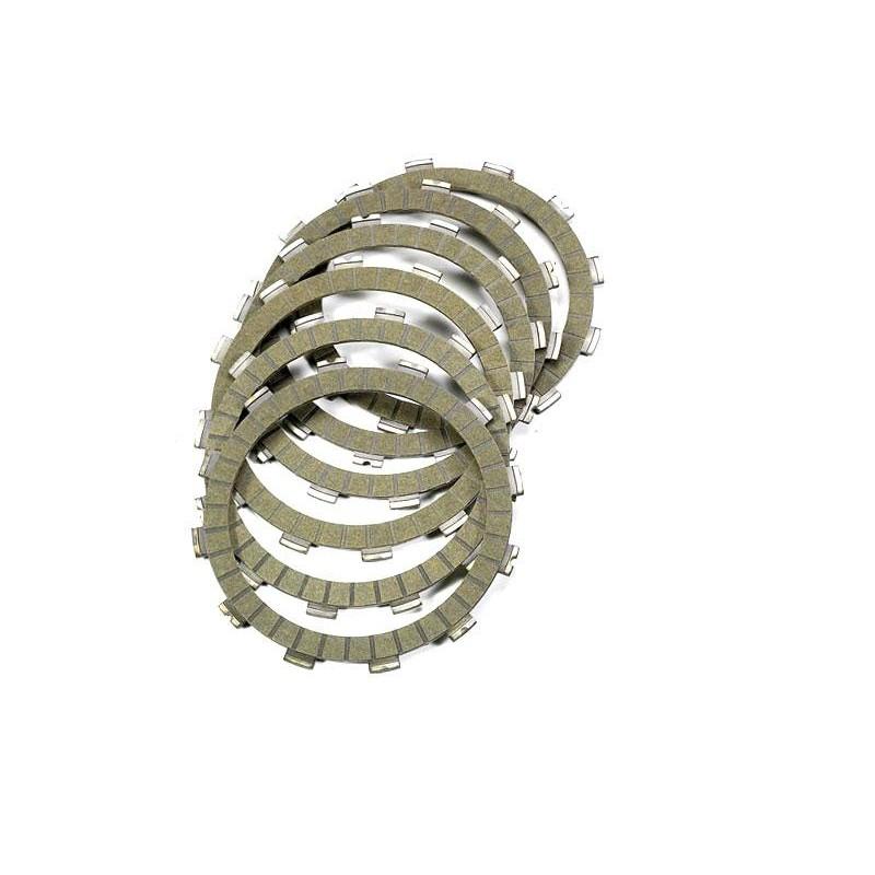 DURITE FREIN AR SUZUKIDL1000 V-STROM ABS 14-16 62-SU290-H2 CARBONE/TI