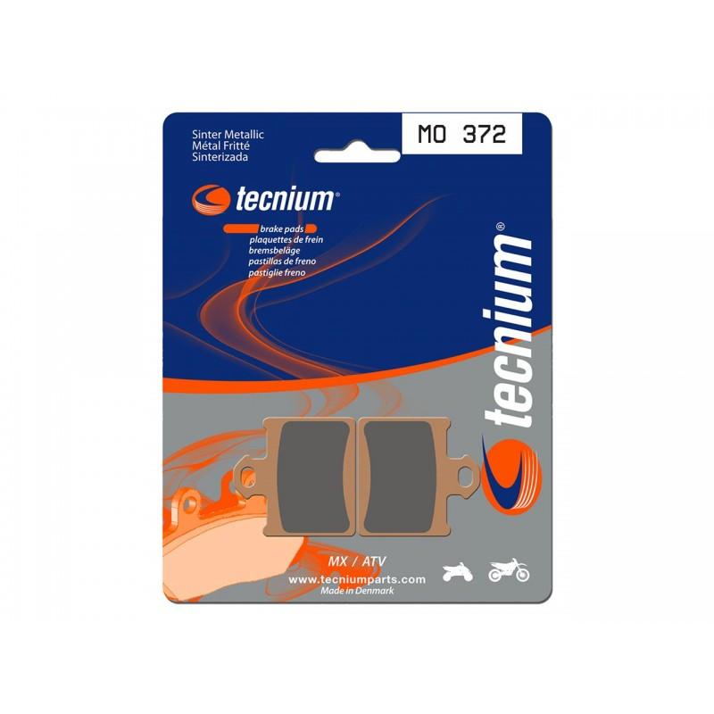 PLAQUETTES FREIN MO372AR KTM SX85 11-17