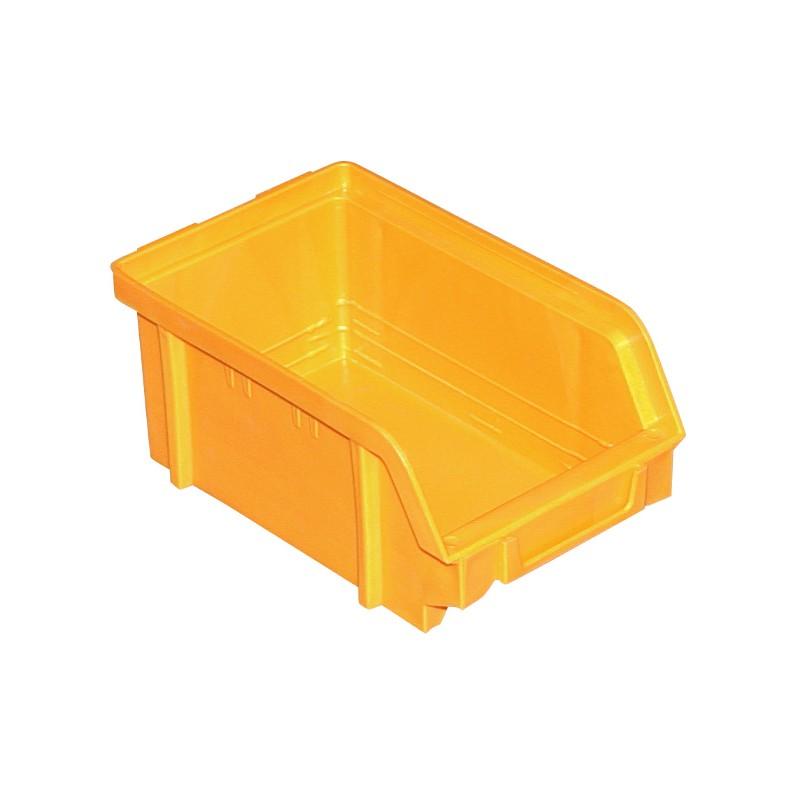 Boite bec 103x166x73 mm jaune - Boite a bec ...