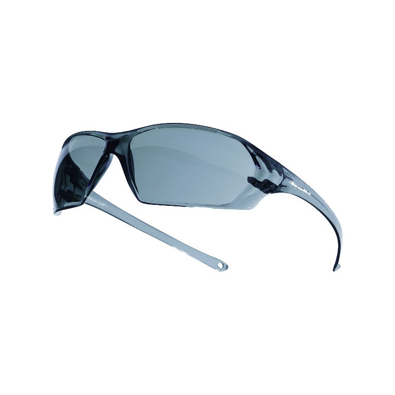 LUNETTE PRISM POLYC.FUME ANTI-RAYURES/BUEE