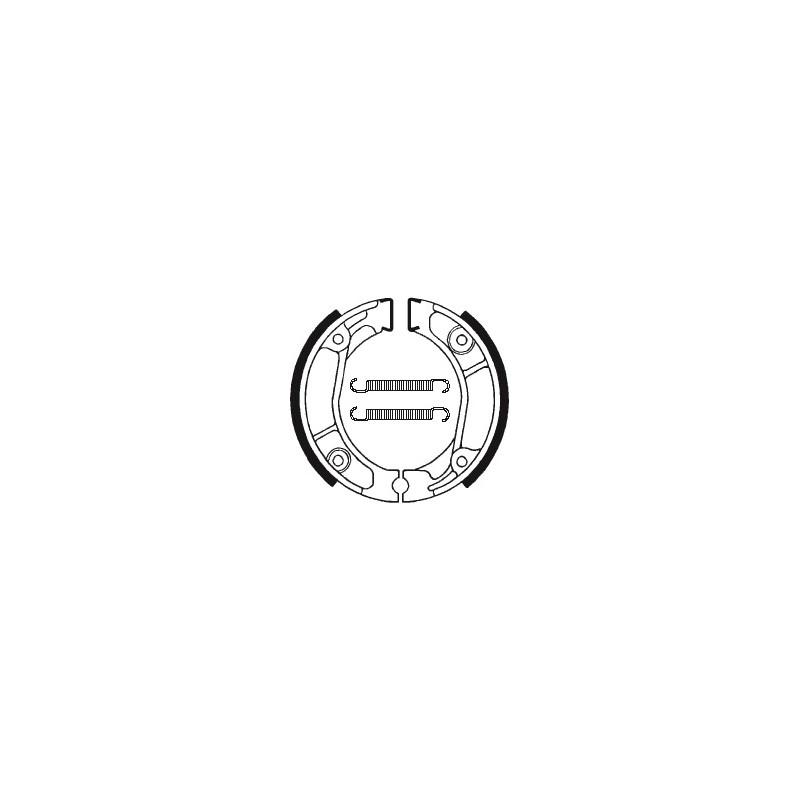 MACHOIRES DE FREIN BA013MBX-MTX50-80 MTX200/XR350R