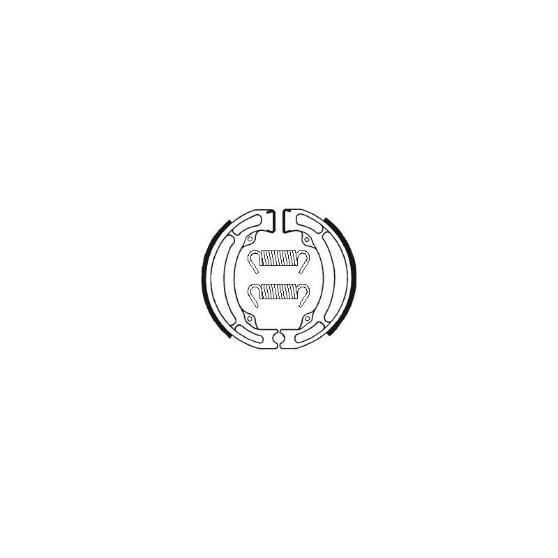 MACHOIRES DE FREIN BA017JR80 '01-07 DS80 '80-96