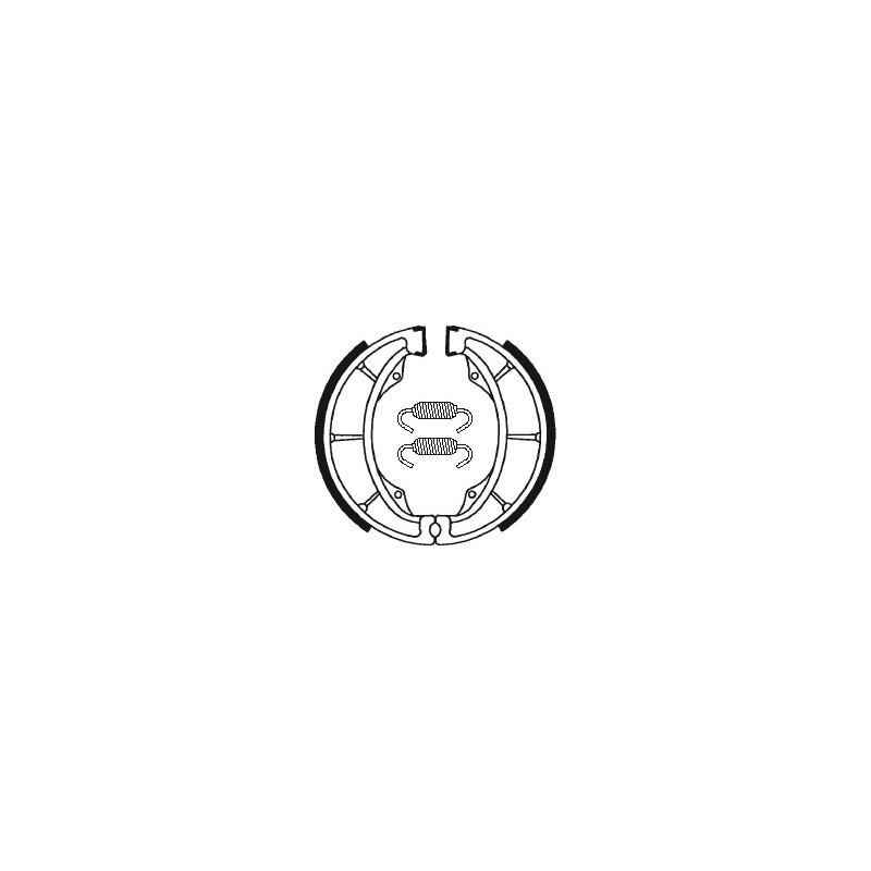 MACHOIRES DE FREIN BA183AR 125 ELIMINATOR '98-