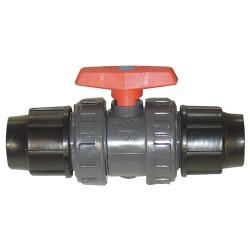 Vanne Raccord à joint 32x32 mm