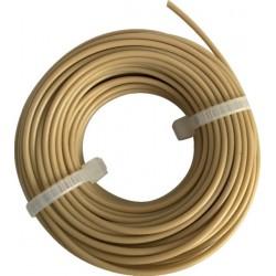 Fil nylon rond biodégradable pour débroussailleuse et coupe fil