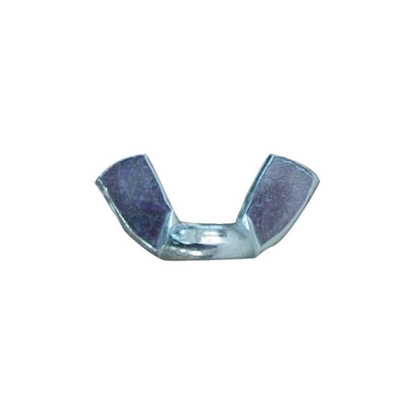 ECROUS OREILLES DIA 06 CL 8 ZN (100)