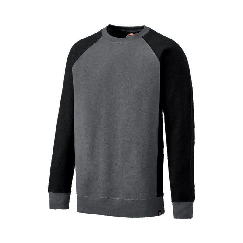 Sweatshirt two tone