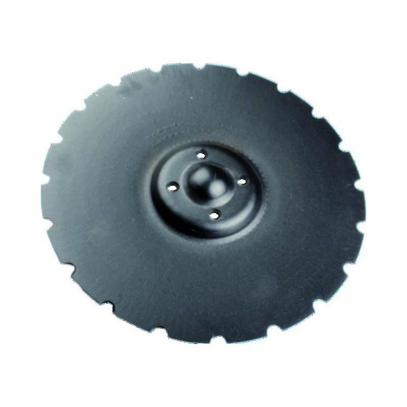 Disque crenele Ø450x5 ADAPTABLE VADERSTAD