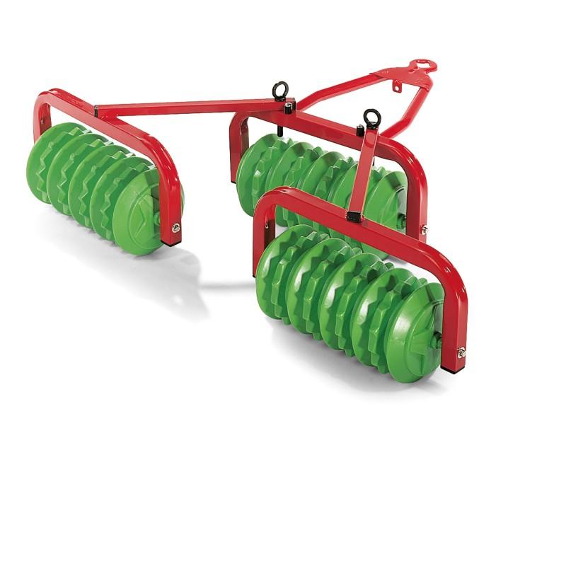 Rouleau Cambridge pour tracteur à pédales