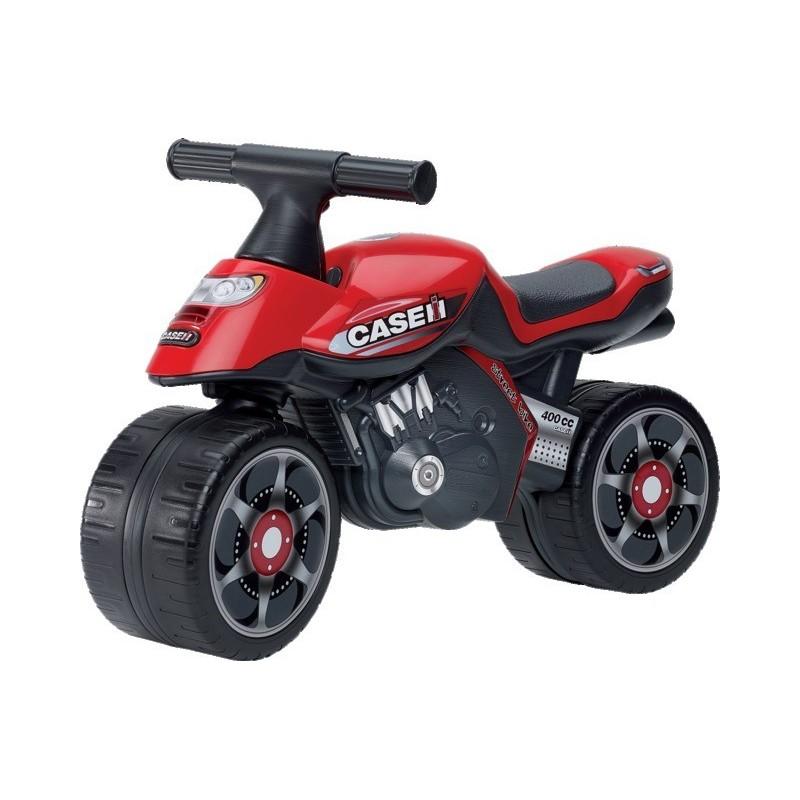 Porteur moto Case IH