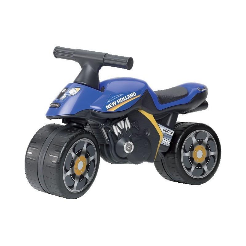 Porteur Moto New Holland