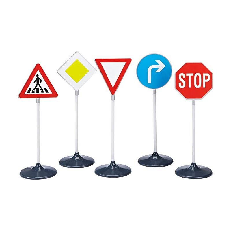 Panneaux de signalisation x5