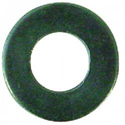Rondelle large zingué diamètre 6 mm nfnfe 25513 (boite)