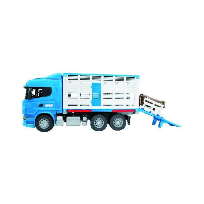 Betaillière Scania R-Séries avec un animal
